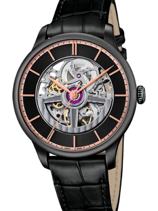 PERRELET DOUBLE ROTOR LIMITED MEN'S WATCH