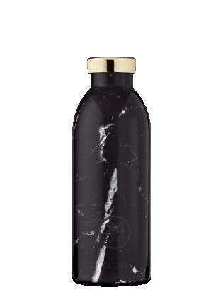 Boca 24bottles Clima Bottle Marble Black