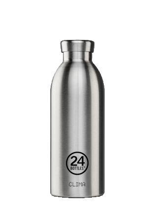 Boca 24bottles Clima Bottle Steel