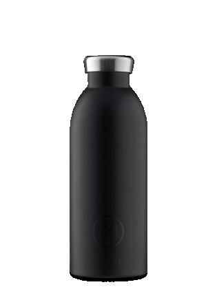 Boca 24bottles Clima Bottle Stone Tuxedo Black