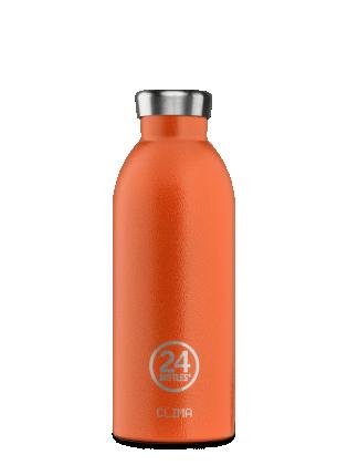 Boca 24bottles Clima Bottle Sunset Orange
