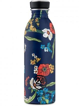 Boca 24bottles Urban Bottle Denim Bouquet
