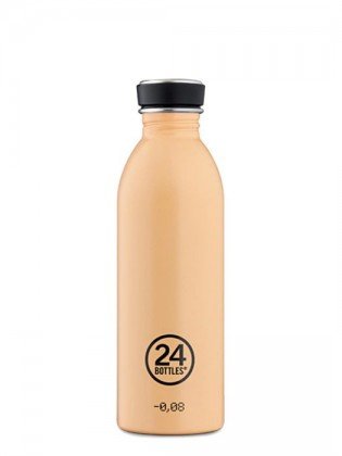 Boca 24bottles Urban Bottle Peach Orange