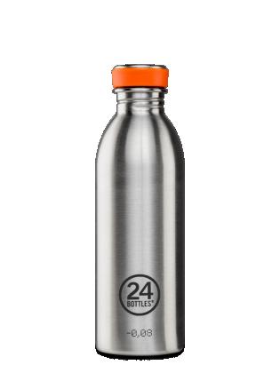 Boca 24bottles Urban Bottle Steel