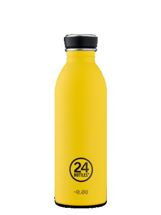 Boca 24bottles Urban Bottle Yellow
