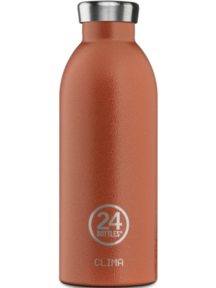 24bottles CLIMA SUNSET ORANGE