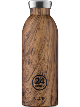 24bottles CLIMA WOOD SEQUOIA