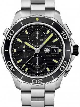 TAG HEUER Aquaracer Calibre 16 Automatic