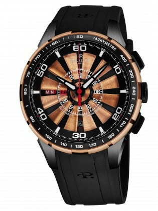 PERRELET TURBINE CHRONO GOLD MEN'S WATCH
