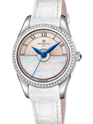 PERRELET DIAMOND FLOWER LADY'S WATCH