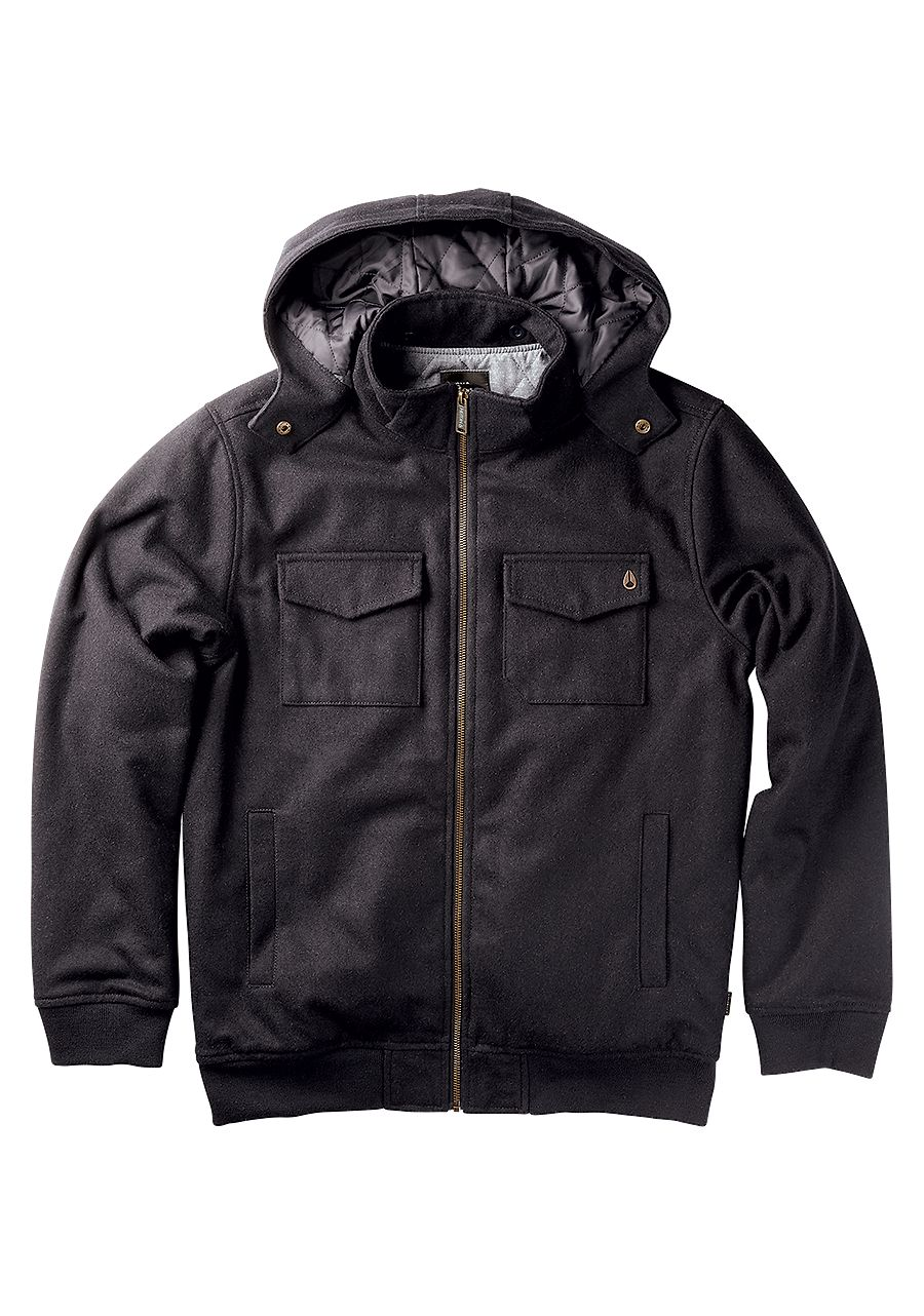 Admiral Quilted Jacket large