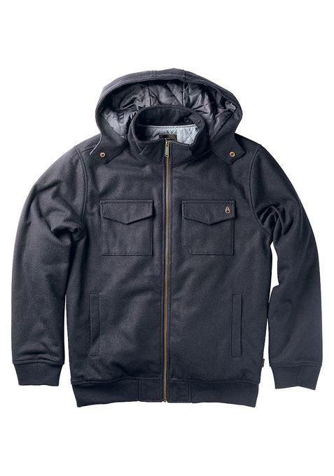 Admiral Quilted Jacket medium