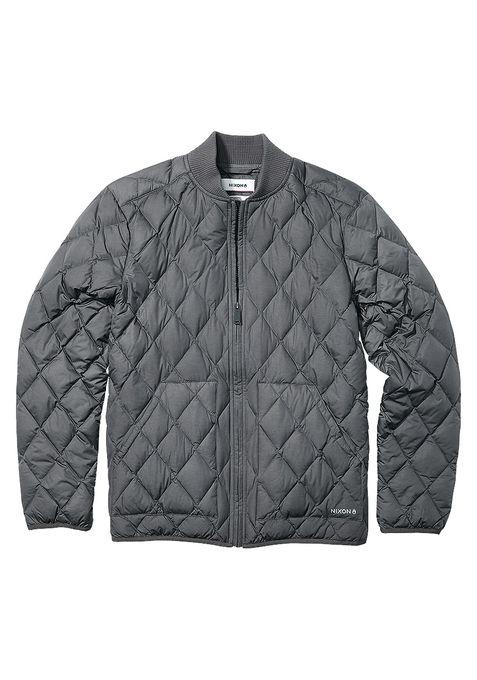 Work Puffy Jacket small