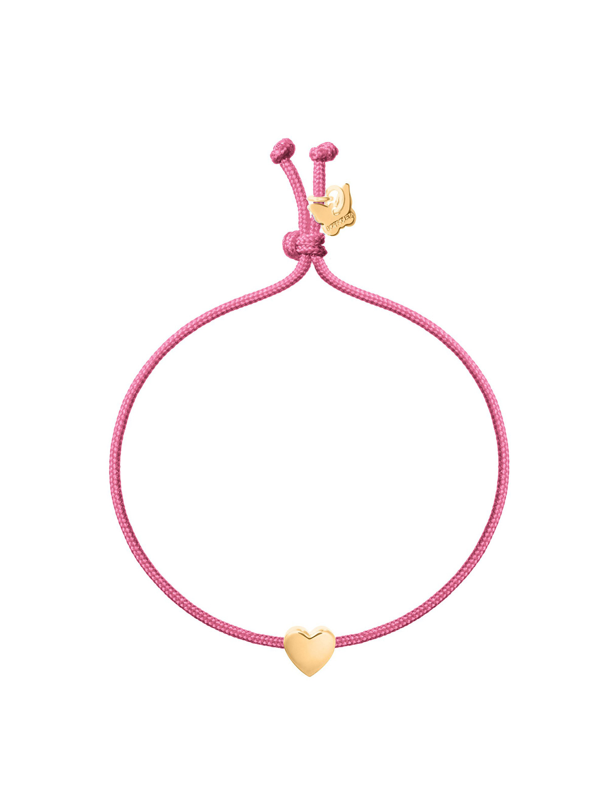 BUBBLE HEART BRACELET