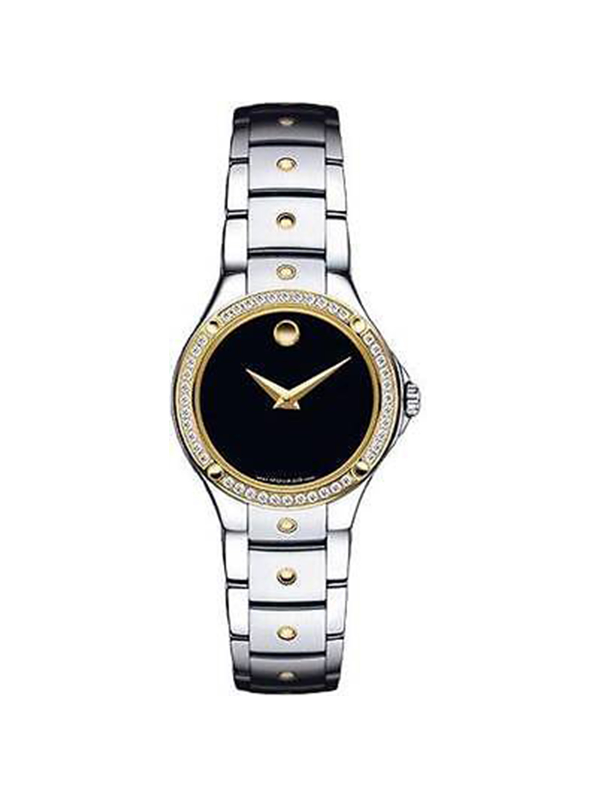 LADIES MOVADO DIAMOND SPORT EDITION