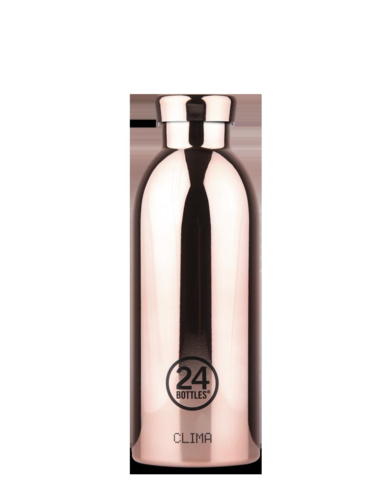 Boca 24bottles Clima Bottle Rose Gold